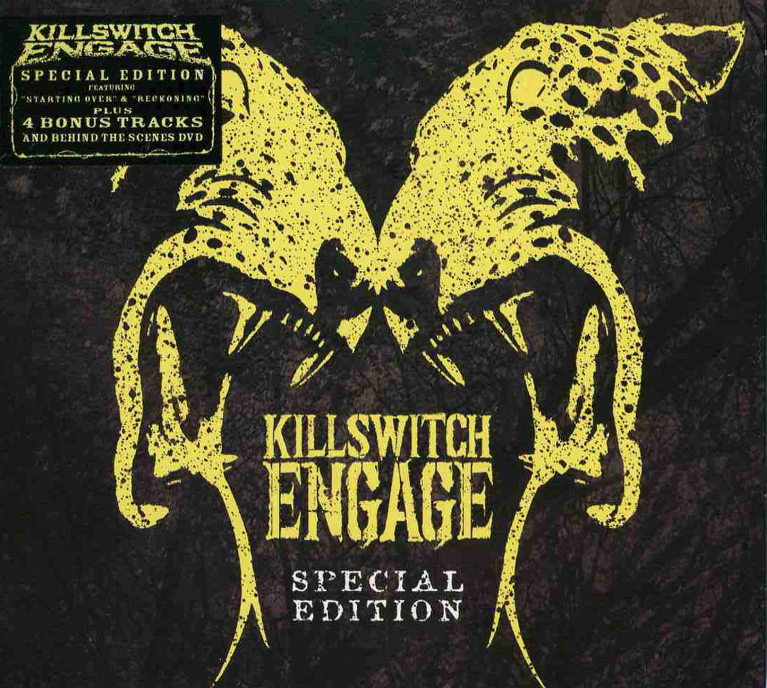 Killswitch Engage - ohne Drex-FSK-Papper